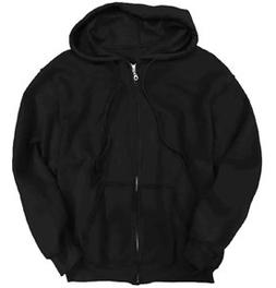 Gildan 18600 - Classic Fit Adult Full Zip Hooded Sweatshirt