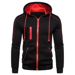 2019 New Men's Hoodies Casual Sports Design Spring and Autum