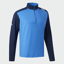 adidas 3-Stripes Core 1/4 Zip Sweatshirt Men's