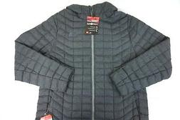 NWT THE NORTH FACE Men's Black Matte Full Zipper Thermoball