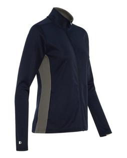 Women's Double Dry Colorblock Full Zip Jacket