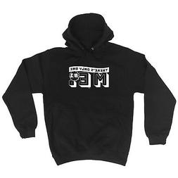 Funny Novelty Hoodie Hoody hooded Top BL1225 clothing 123t h