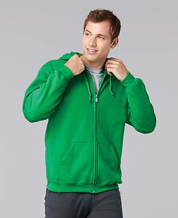 Gildan Heavy Blend Adult Full Zip Hooded Sweatshirt G18600