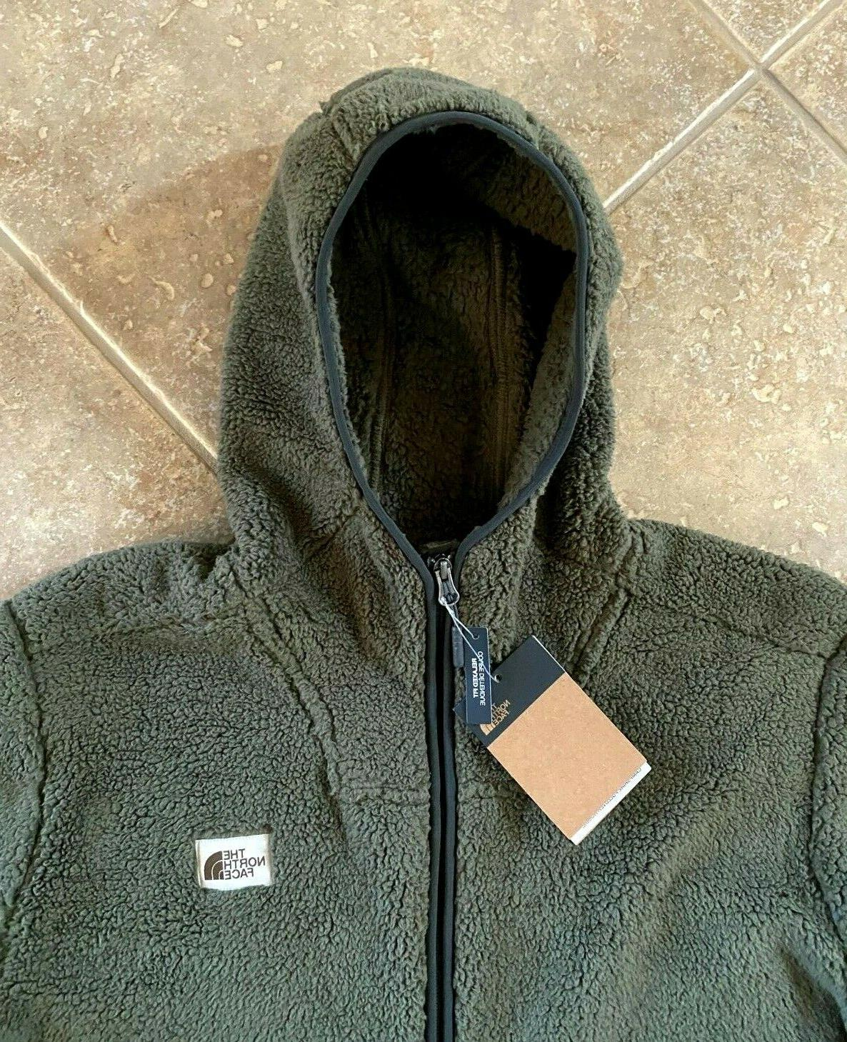 The Face Sherpa XL Taupe $149