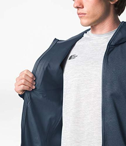 The Face Men's Canyonlands Hoodie Blue