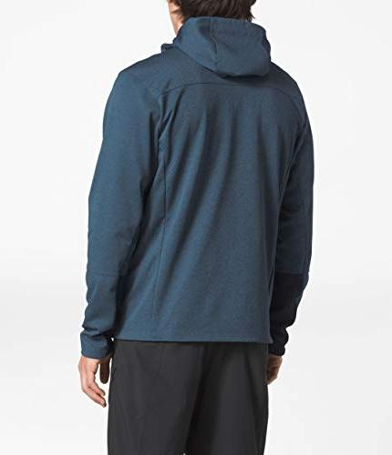 The Canyonlands Hoodie - Blue