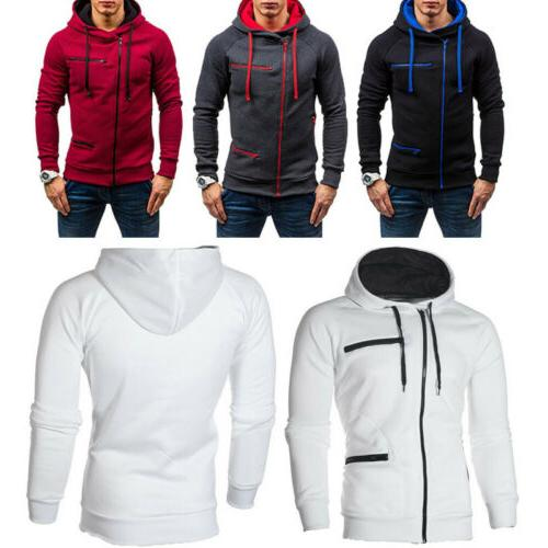 Men's Hoodie Jacket Coat Tops