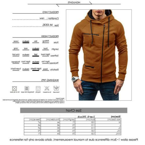 Men's Plus Size Sweater Jacket Outwear Coat Tops