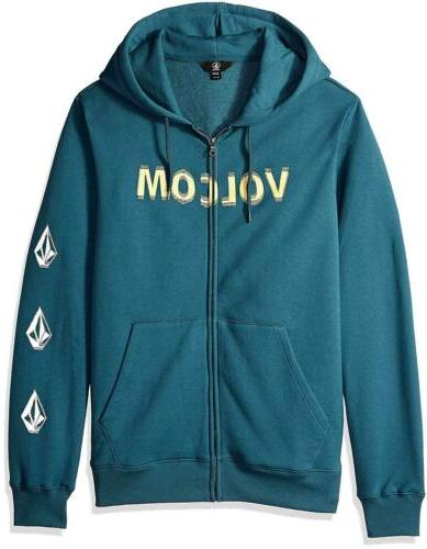 men s supply stone zip up hooded