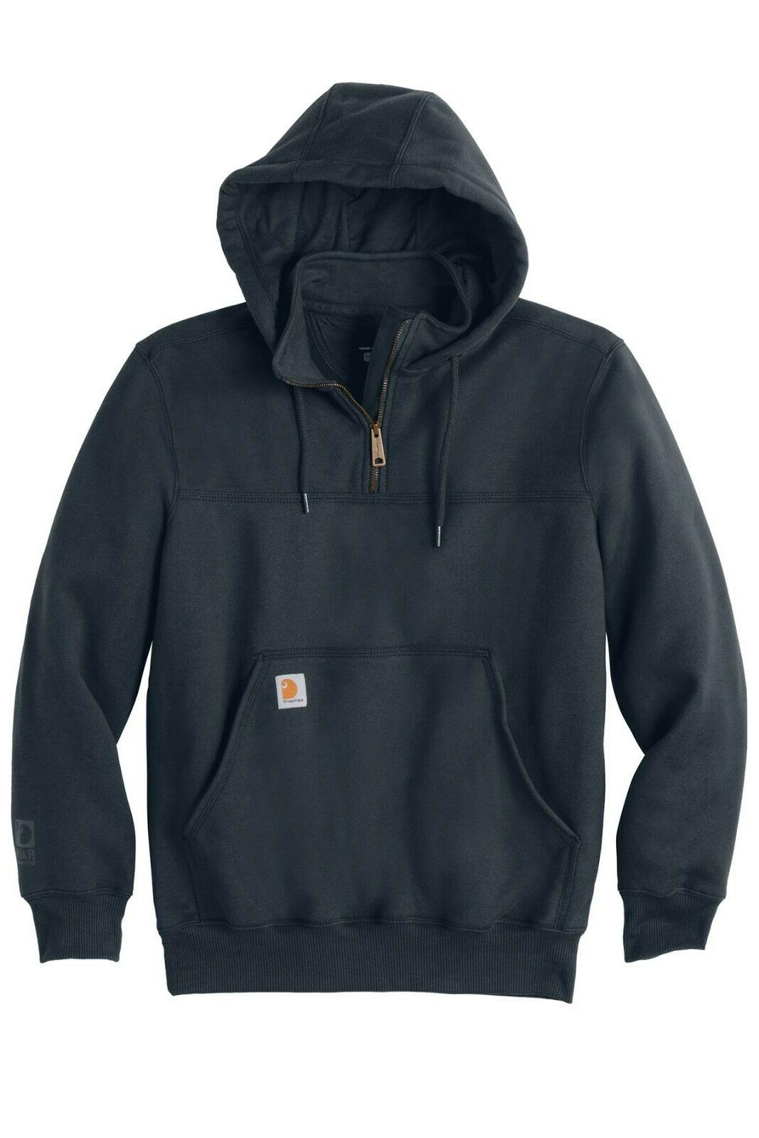 Carhartt Heavyweight Quarter Zip 100617