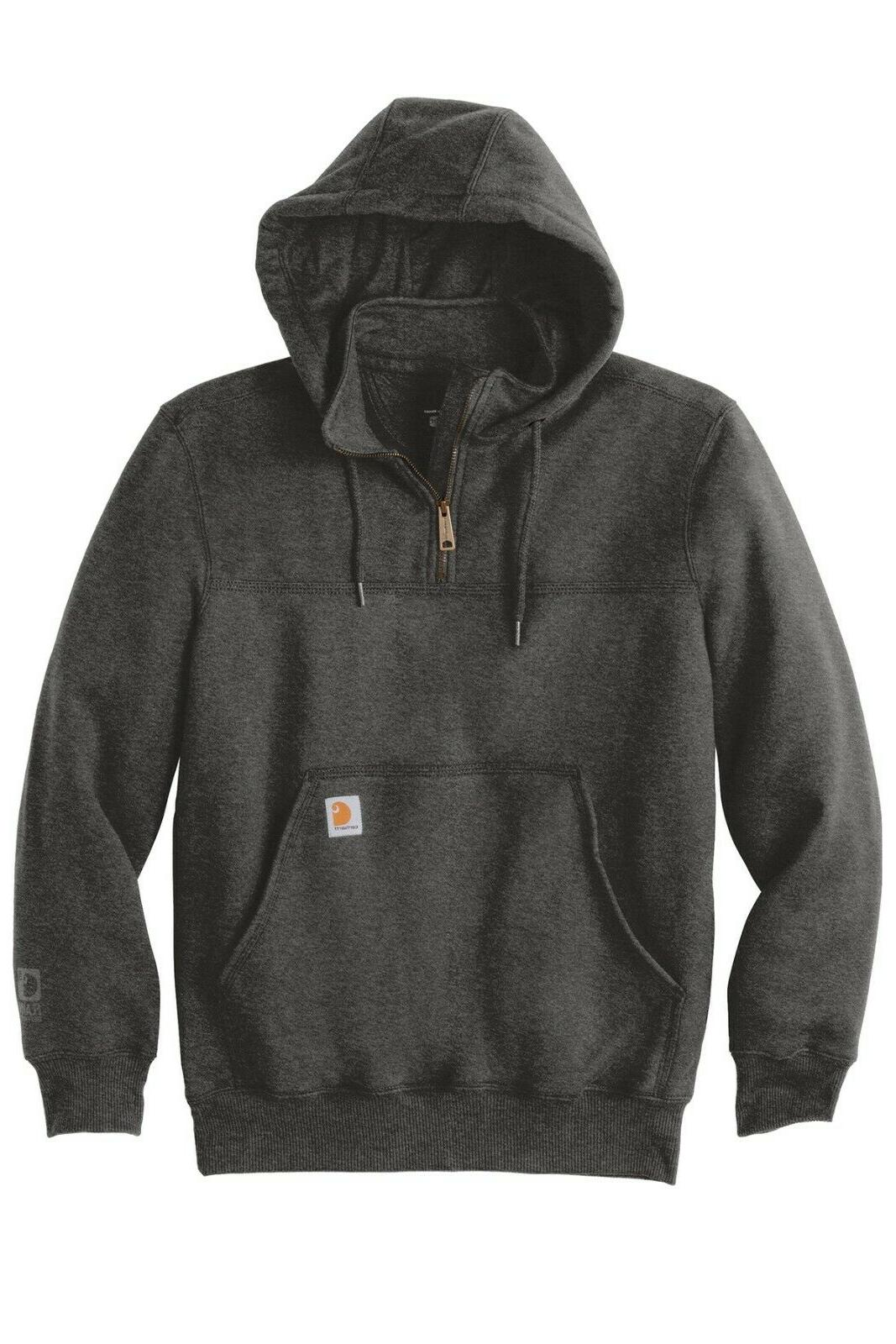 Carhartt Hooded Quarter Zip