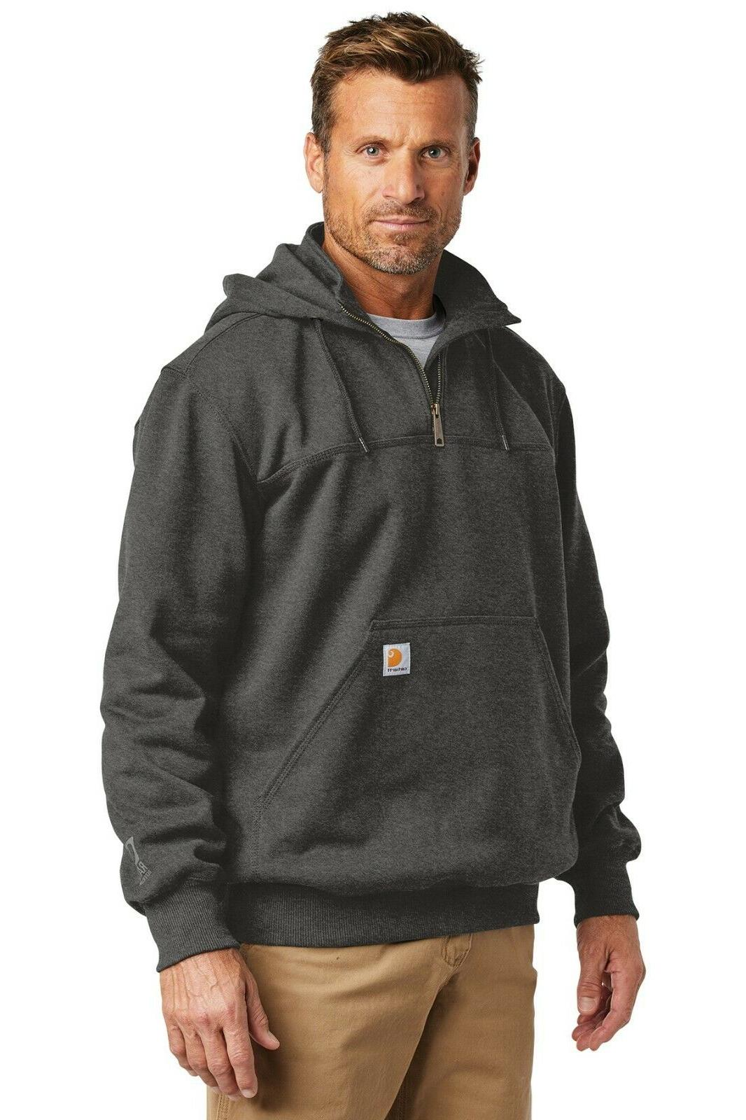 Carhartt Hooded Quarter