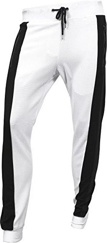 Hat and Beyond Mens Jogger French Terry Waffle Zip Up Mesh H