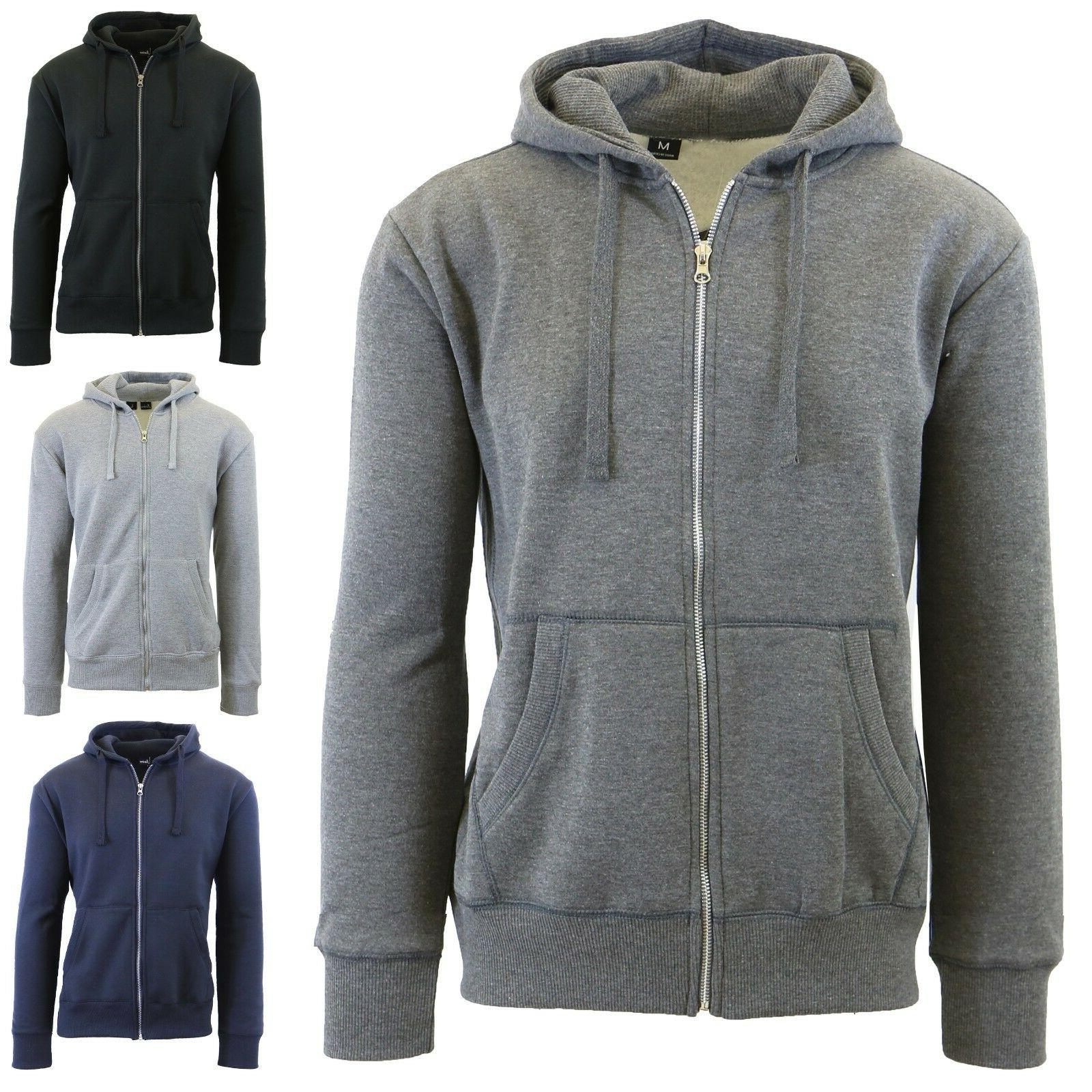 mens zip up hoodies fitted zipper sweaters