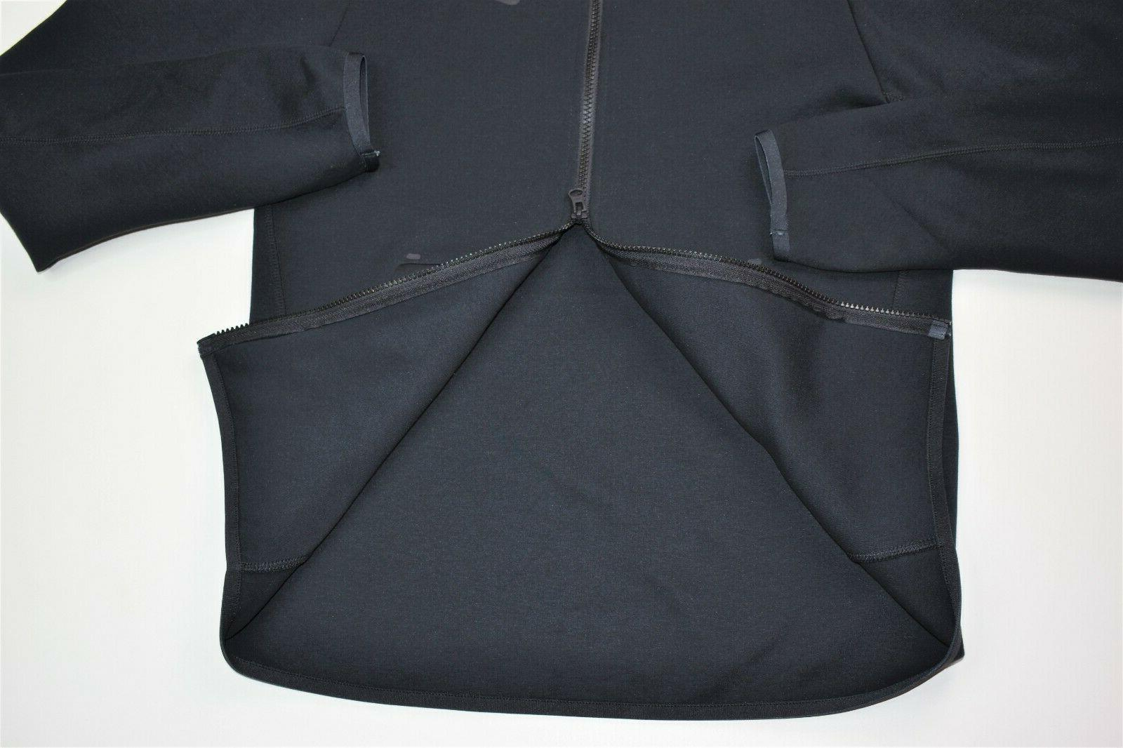 New Tech Hoodie Black 928483-010