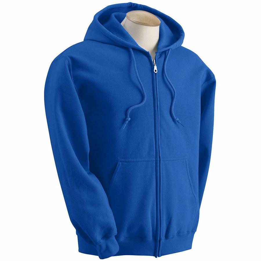 New Mens Hoodie Fleece Zip Up Hoodie Jacket Sweatshirt Hoode