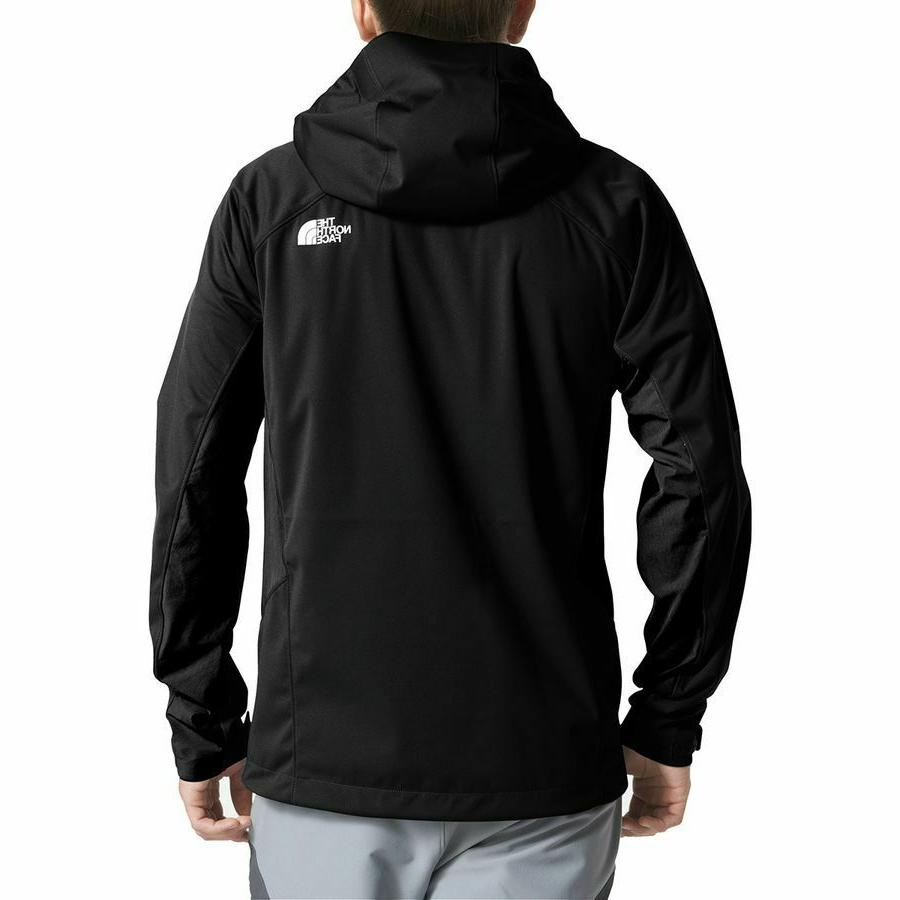 NWT The Men's Impendor Soft Shell Windwall Hoodie M,L,XL