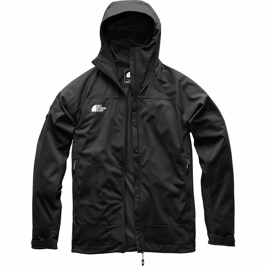nwt men s impendor soft shell windwall