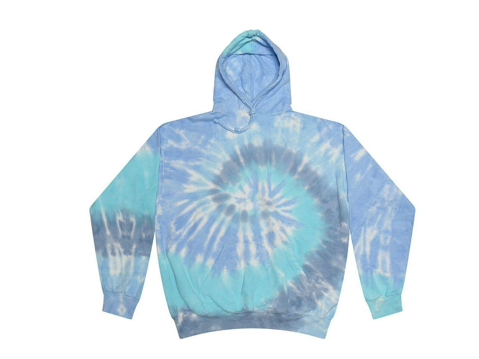 Tie Dye Adult to 80% No