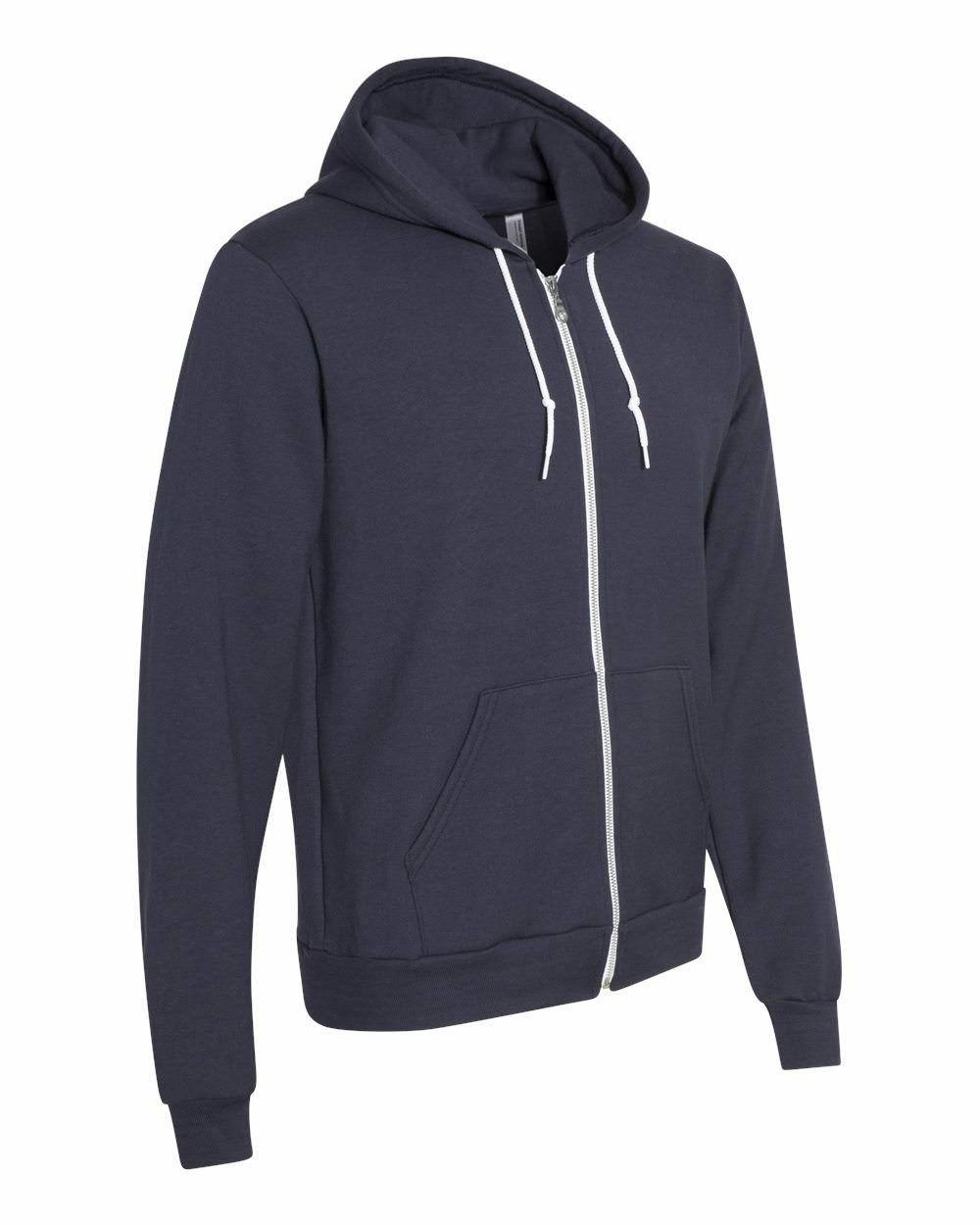 American Apparel - Zip Hoodie Flex Fleece Hooded F497