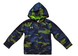 Under Armour Little Boys' Cloud Camo Hoody Size 4