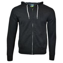 Men's Hoodie - Full Zipper Jacket - Independent Trading Co.