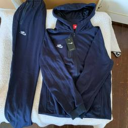 MEN'S NIKE TECH FLEECE FULL ZIP HOODIE + JOGGERS COMPLETE SE