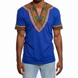 Boomboom Men Shirts, 2018 African Style Fashion Summer Junio