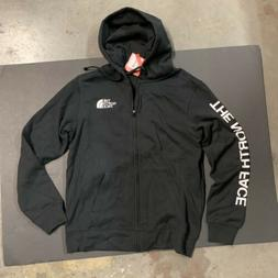 The North Face Mens 8020 Novelty Hoodie Full Zip Large