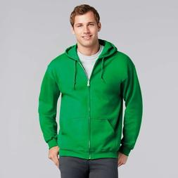 Mens Hoodie Gildan Heavy Blend™ Full Zip Hooded Sweatshirt