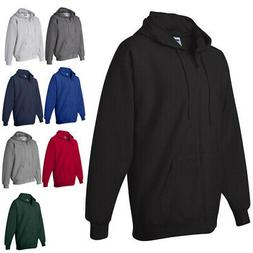 Hanes Mens Hoody PrintProXP Ultimate Cotton Full-Zip Hooded