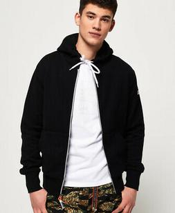 Superdry Mens La Athletic Zip Hoodie