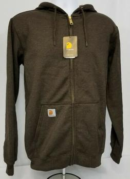 Carhartt Midweight K122 Hooded Zip Front Sweatshirt. Men's s