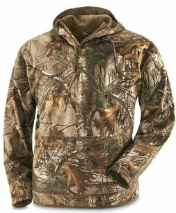 ! New Mens XL Scent Control Mossy Oak Country BreakUp Camo Z