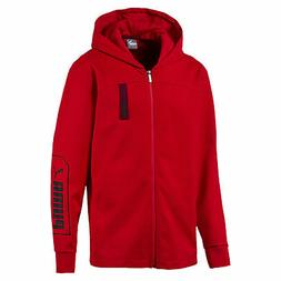 PUMA NU-TILITY Men's Full Zip Hoodie Men Sweat Basics