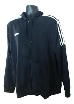 NWT Men's Adidas Climalite Full Zip French Terry  Hooded Swe