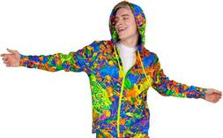 Party Glow UV Blacklight Clothing Apparel Unisex For Men Wom