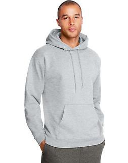 Hanes Pullover Hoodie Ultimate Cotton Heavyweight Mens Sweat