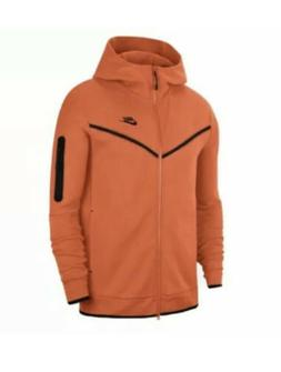 Nike Sportswear Tech Fleece Zip Up Hoodie Sweater Jacket cu4