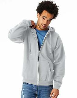 ultimate cotton heavyweight full zip hoodie fleece