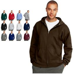 Hanes Ultimate Heavyweight Full Zip Hoodie Jacket - F280