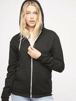American Apparel - Unisex Flex Fleece Zip Hoodie - F497W