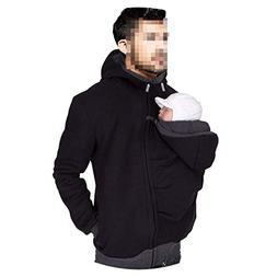 Winter Dad&Mom Baby Carrier Hoodies O-Neck Pregnant Causal Z