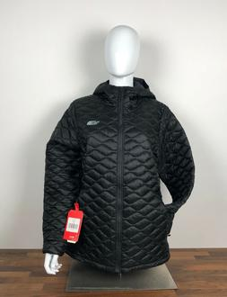 The North Face Women's Thermoball Hoodie Black Size Extra La