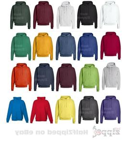 Zip Deal - Hanes ComfortBlend EcoSmart Hooded Sweatshirt P17